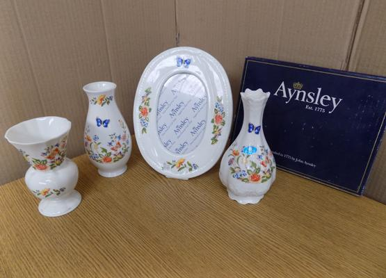 Selection of Cottage Garden Aynsley, no damage found