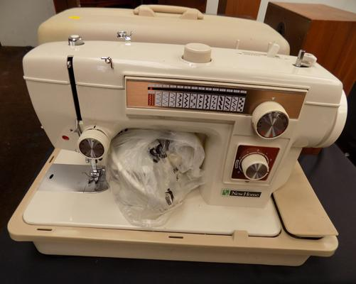 New Home sewing machine