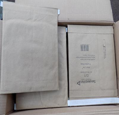 Approx 100 heavy duty mailing bags (large letter size)