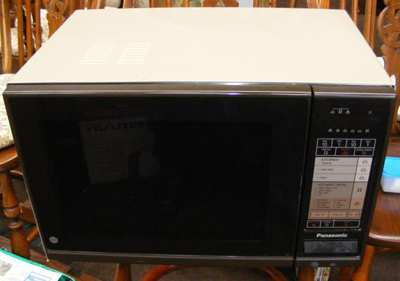 Panasonic Microwave oven in W/O