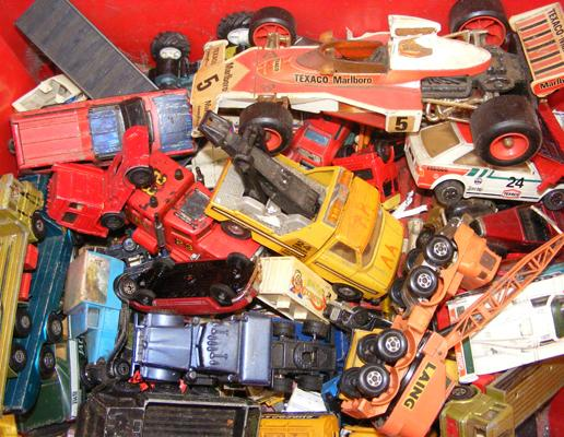 Selection of diecast etc...