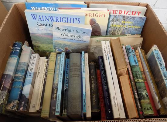 Lake District & Yorkshire Dales books