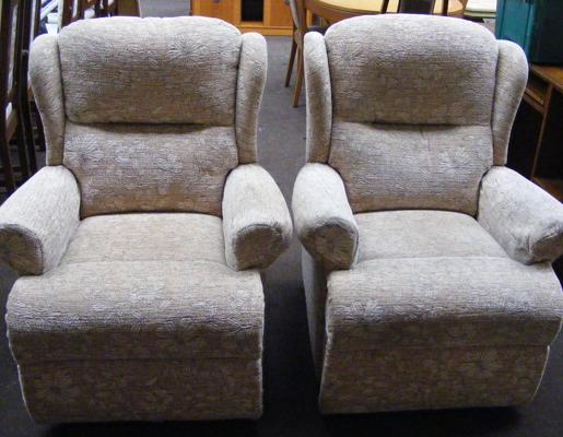 Pair of Sherbourne armchairs