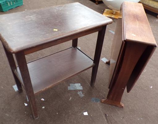 Side table & folding table