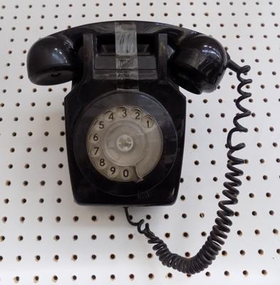 Vintage telephone (wall mounted)