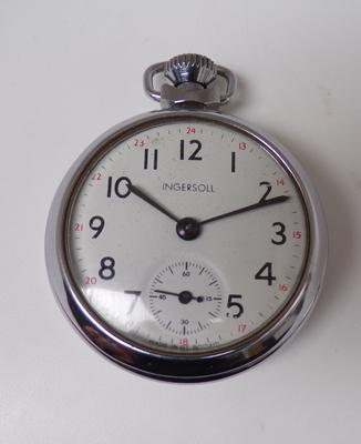 Ingersol gentleman's pocket watch