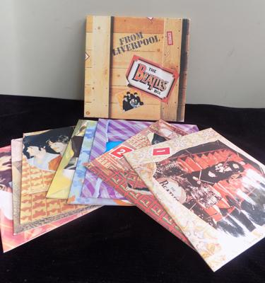 Collectable Beatles box set