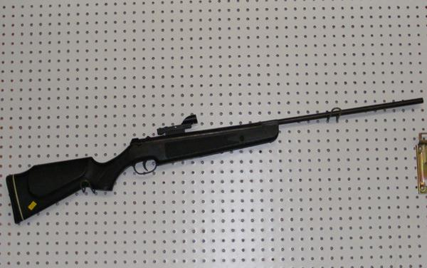 SMK Synxs .22 air rifle