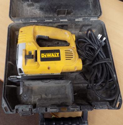 Dewalt HD Jigsaw 240V - in box GW/O
