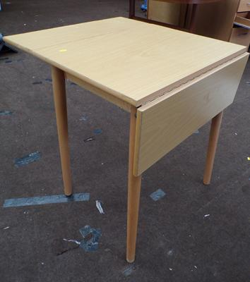 Small kitchen drop leaf table