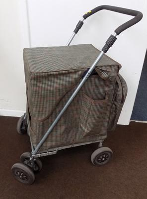 Sholley shopping wheeled trolley