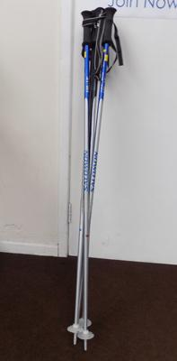 Salomon hiking/ skiing sticks - 2 pairs