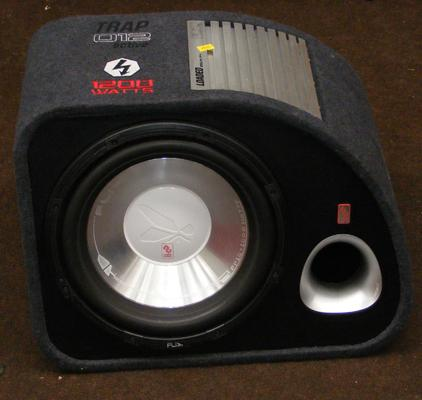 1200W sub-woofer loaded FLI trap