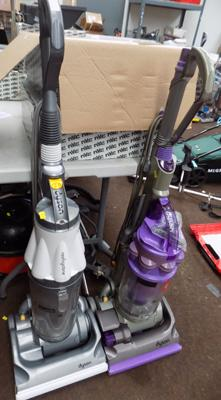 2x Dyson vacuums - as seen
