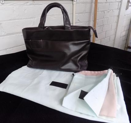 Radley handbag with various dust bags