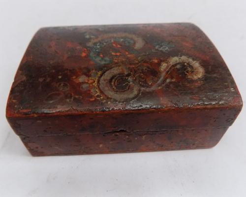 18th century French box