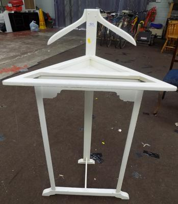 Vintage clothes stand