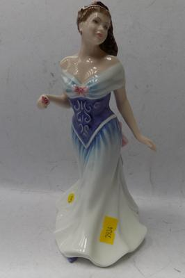 Royal Doulton - HN 3754, 'For You' figure