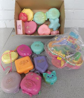 20 x Old Polly Pocket/3 x Lovely Kitty