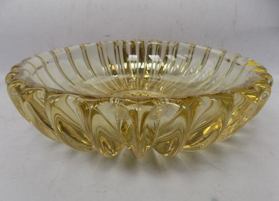 Pierre D'Aveson art deco bowl-stamped
