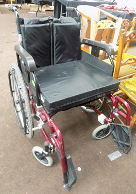 Large Enigma wheelchair in good clean condition