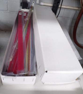 10 boxes of florists wire