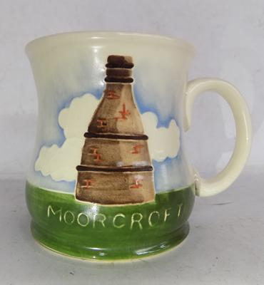 Genuine Moorcroft cup 1986 - no damage