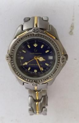 Claude Valentini Premier gent's sport's watch, RE6 model, 1944, RJ - W/O