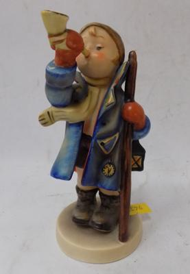 Hummel figure - Hear to Hear - approx. 5 1/4 inches tall