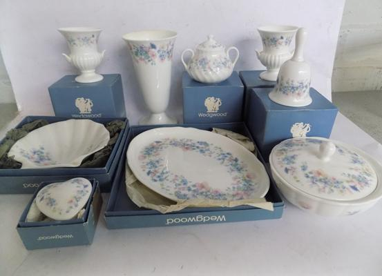 Collection of Wedgwood ceramics, some boxed - no damage