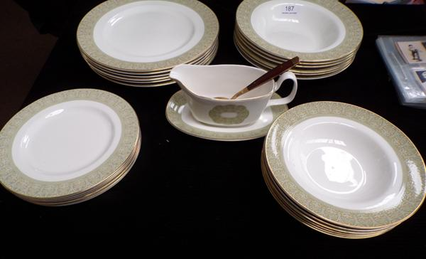 Royal Doulton Sonnet part dinner service