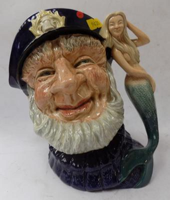 Royal Doulton character jug 'Old Salt' D6551