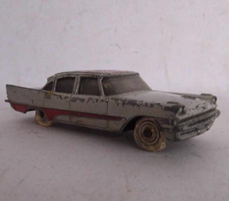 Dinky No. 192 - 1952 Desoto Fireflite car - original paint (very rare)