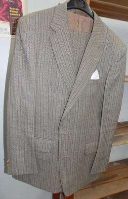 Two piece suit, 1960's - 'Simon of England'