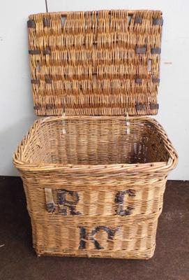 Large mill basket from Keighley