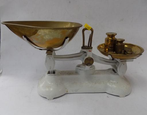 Libra scale co. scales and weights