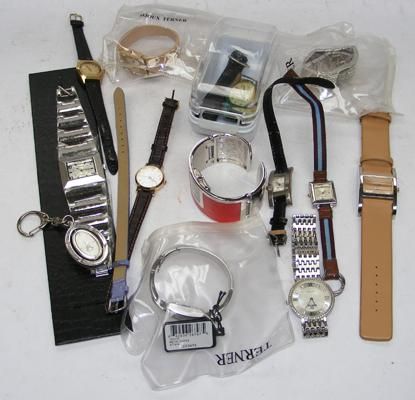 Collection of mixed watches