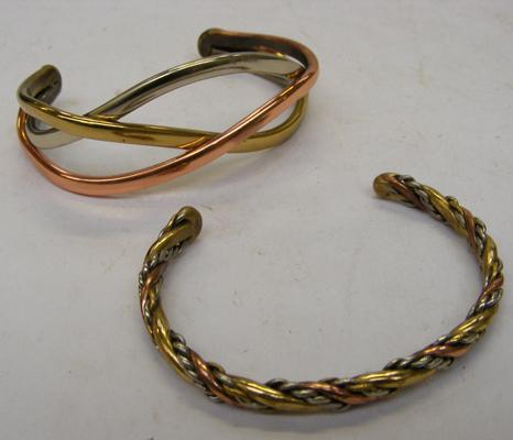 Men's bracelets inscribed Alam/Acan