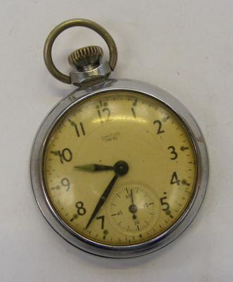Smith's Empire vintage pocket watch - working but temperamental