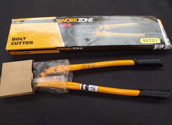 Work Zone bolt cutter, as new