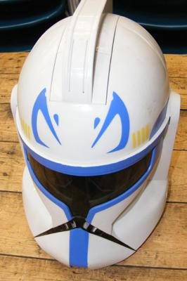 Star wars Clone Trooper helmet, working sounds