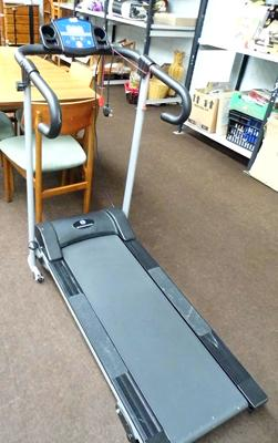 Electric treadmill - 12 months old, cost £249