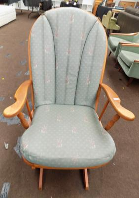 Dutailier rocking chair