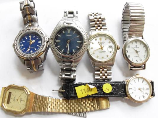 6 gent's watches