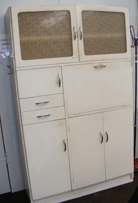Vintage kitchen unit
