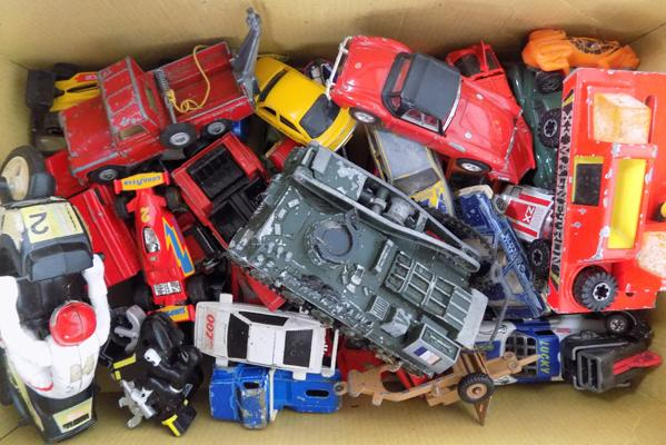 Good selection of Corgi diecasts & other diecast cars