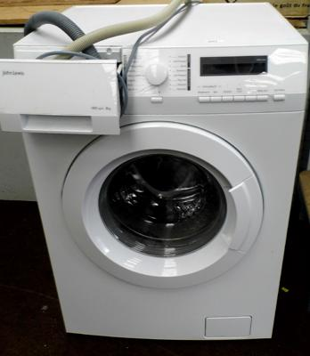 Washer John Lewis 1400 spin