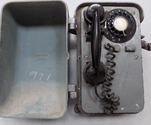 Engineer's telephone