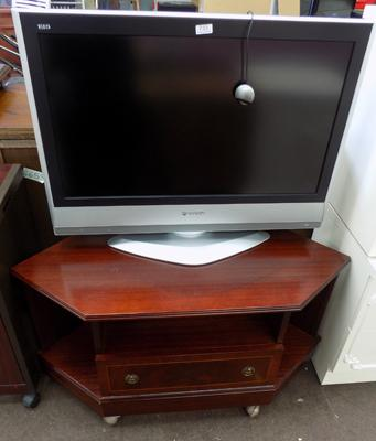 TV cabinet + Panasonic TV