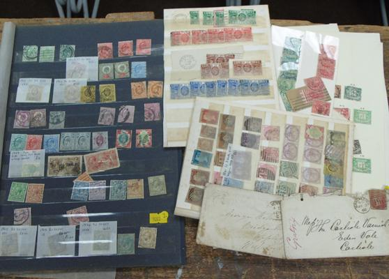 GB QV/GV good range, high catalogue value stamps
